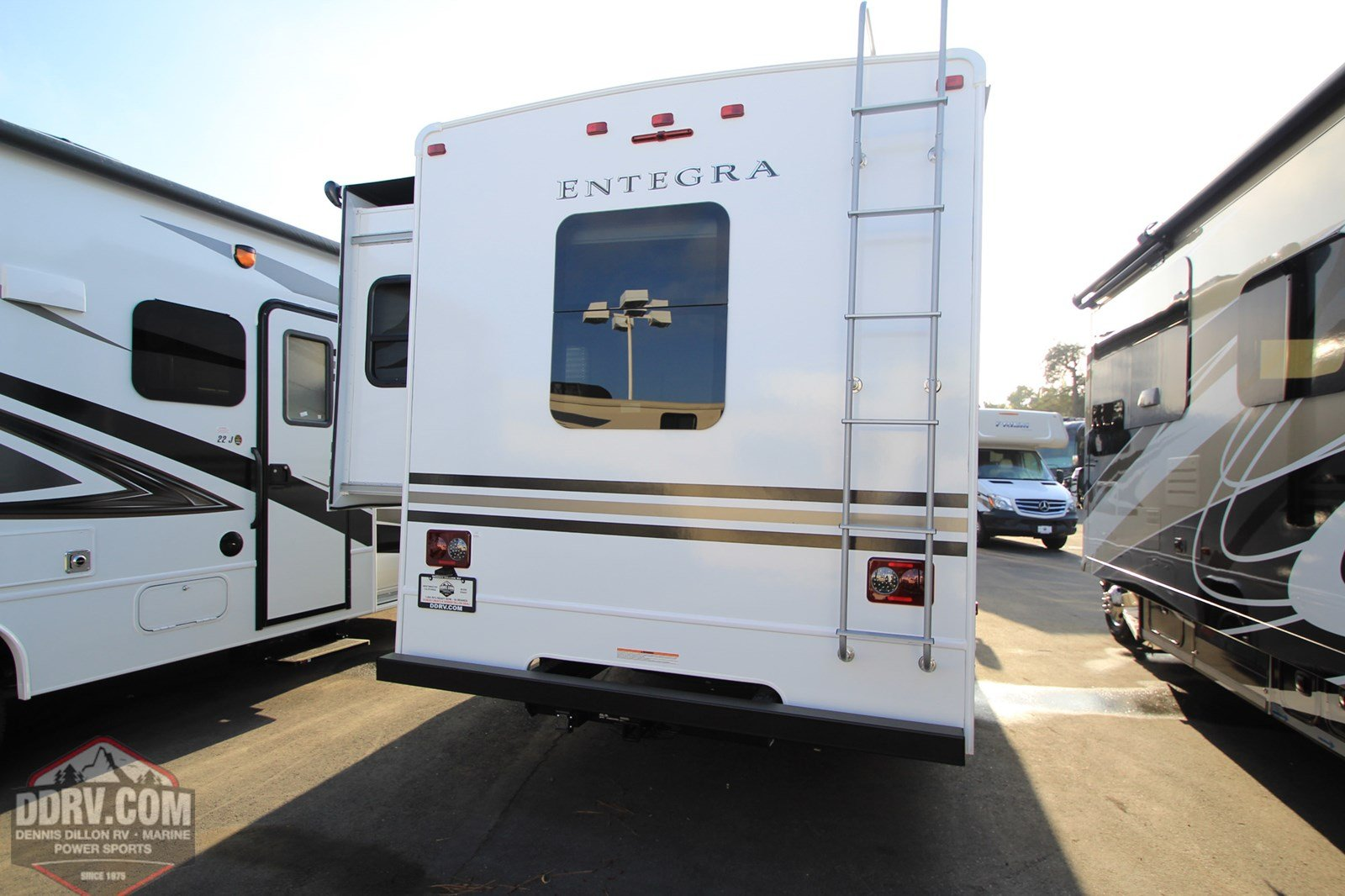New 2019 Entegra Odyssey 29v Specialty Vehicle In Boise