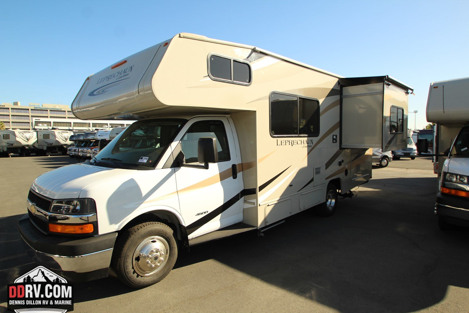 New 2019 COACHMEN LEPRECHAUN 210RS Specialty Vehicle in Boise #RK025 Lephracon Coachmen Rv Wiring Diagrams on
