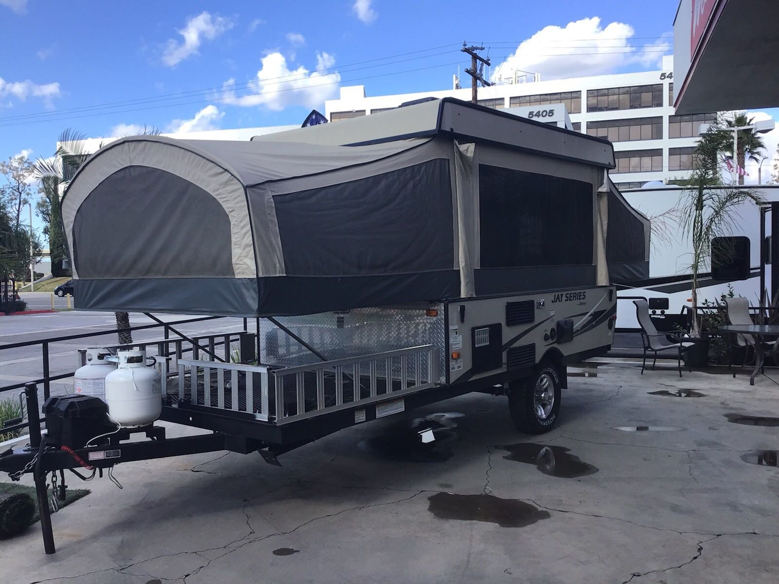 Pre-Owned 2015 JAYCO JAY SERIES 1001XR