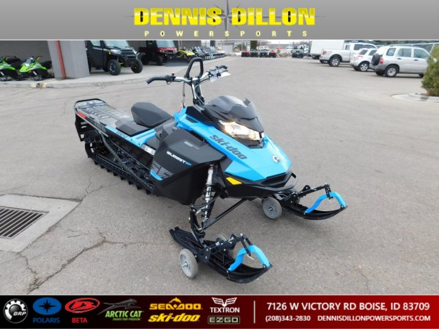 New 2019 SKI-DOO SUMMIT 165 850 ETEC S 3 0