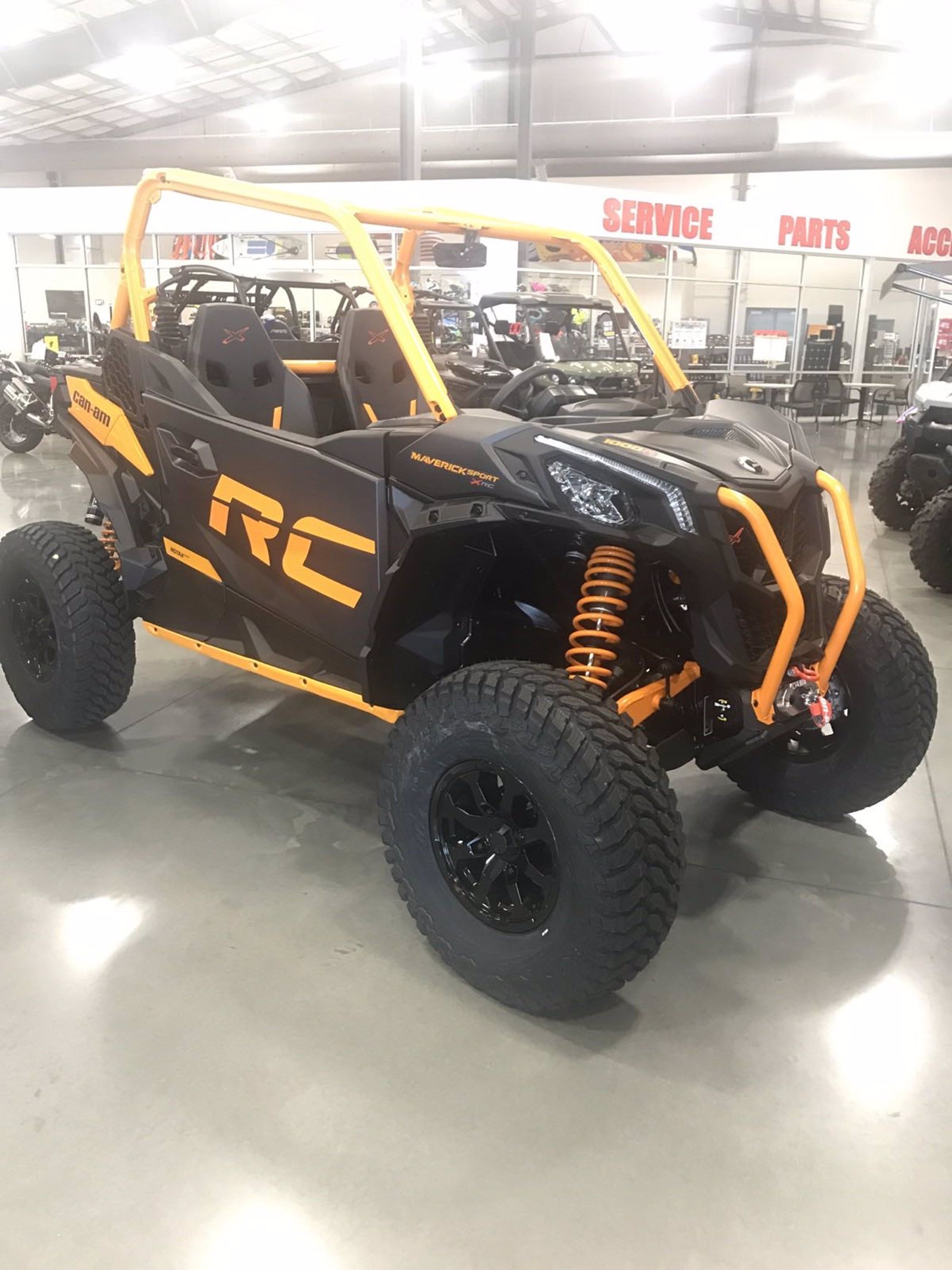 New 2020 CAN-AM MAVERICK SPORT XRC 1000R