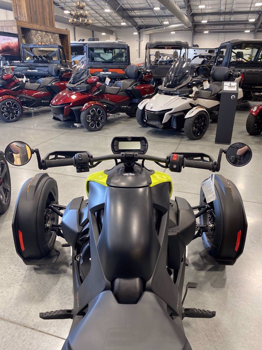 New 2020 CAN-AM RYKER RALLY EDITION 900 ACE