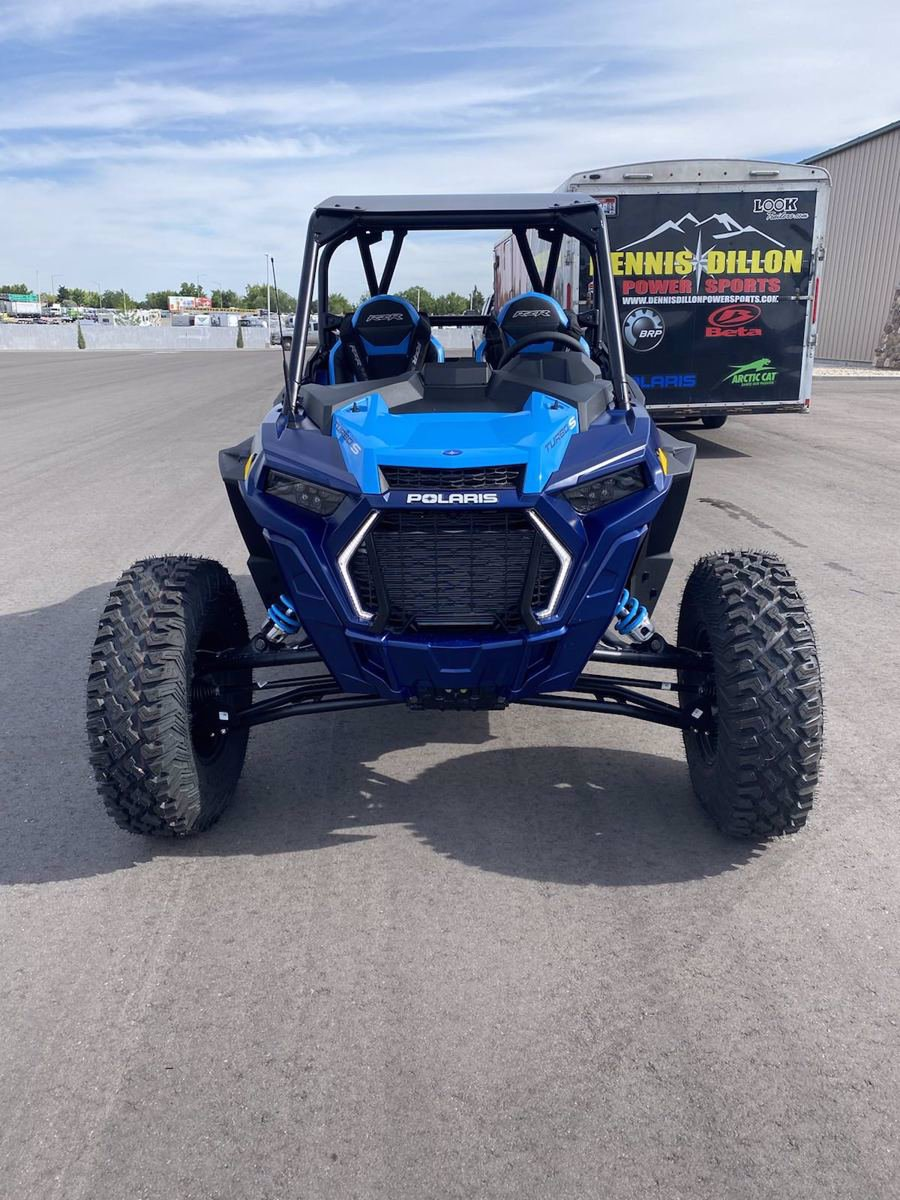 New 2020 POLARIS RZR XP TURBO S