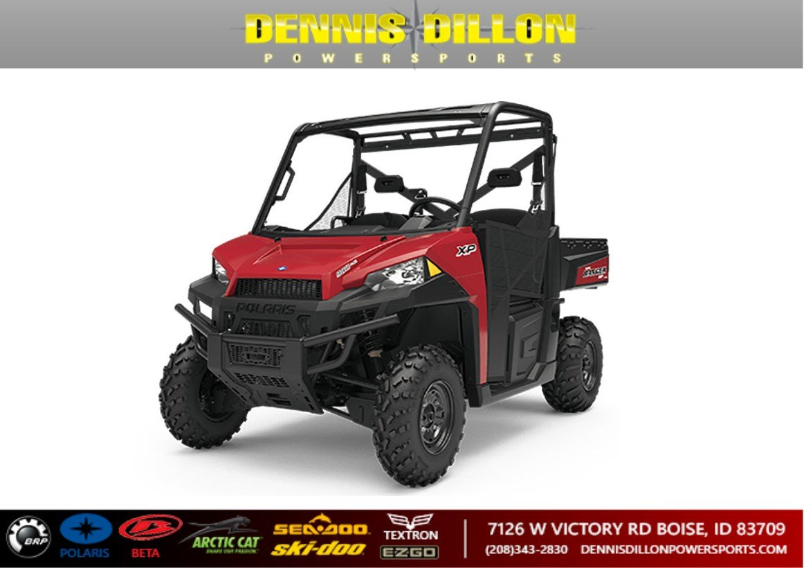 Polaris Ranger Xp 900 >> New 2019 Polaris Ranger Xp 900 Eps
