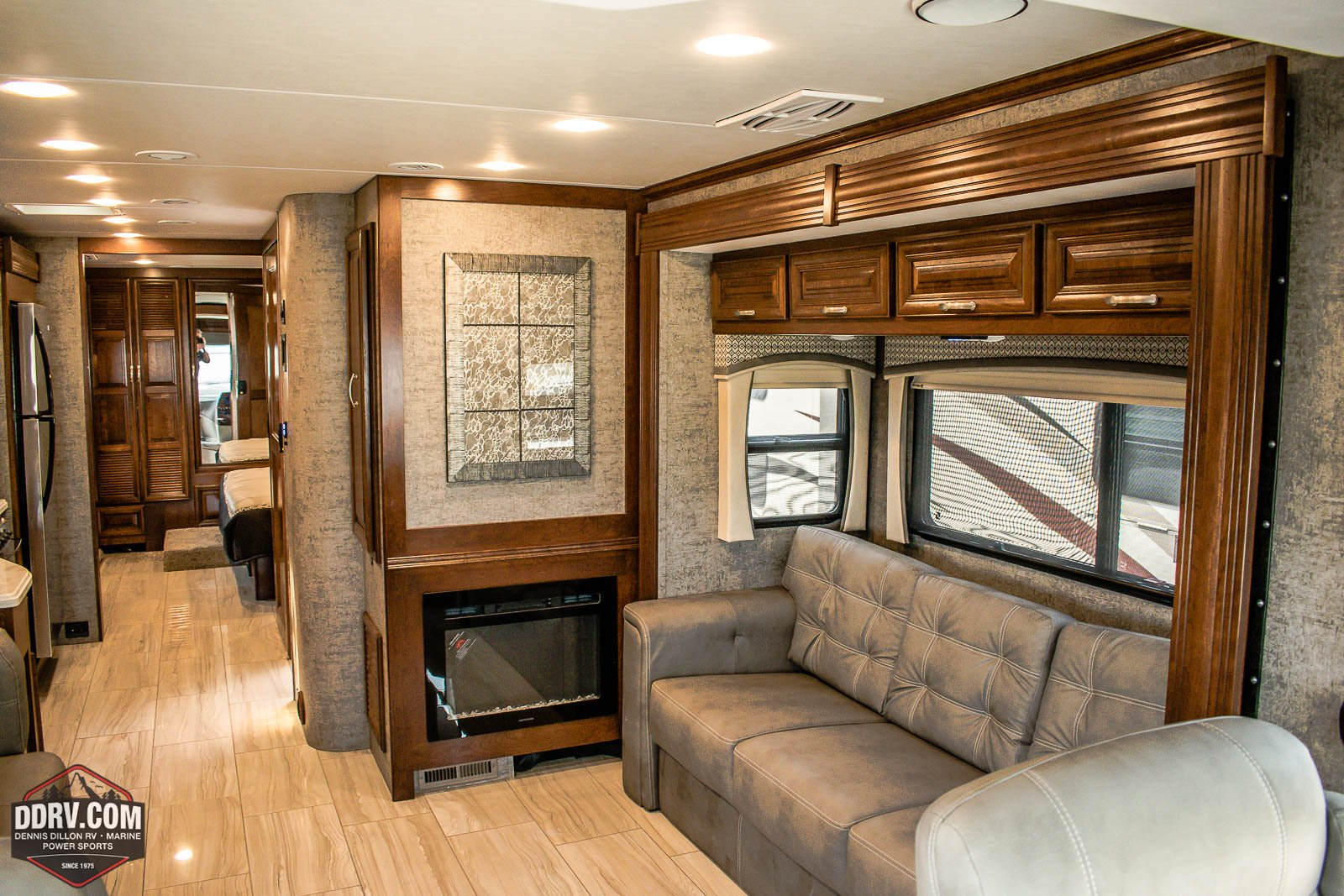 New 2019 Forest River Berkshire 34qs Mh In Boise Frk003