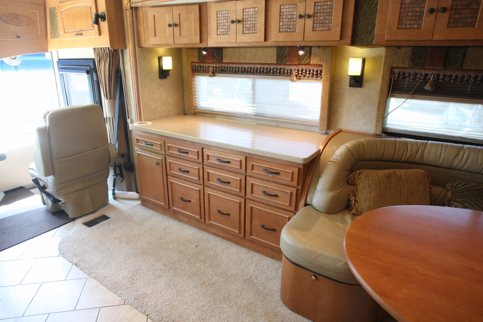 Pre-Owned 2008 ITASCA MERIDIAN 39Z