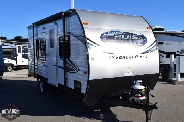 Pre-Owned 2016 FOREST RIVER CRUISE LITE 175FB