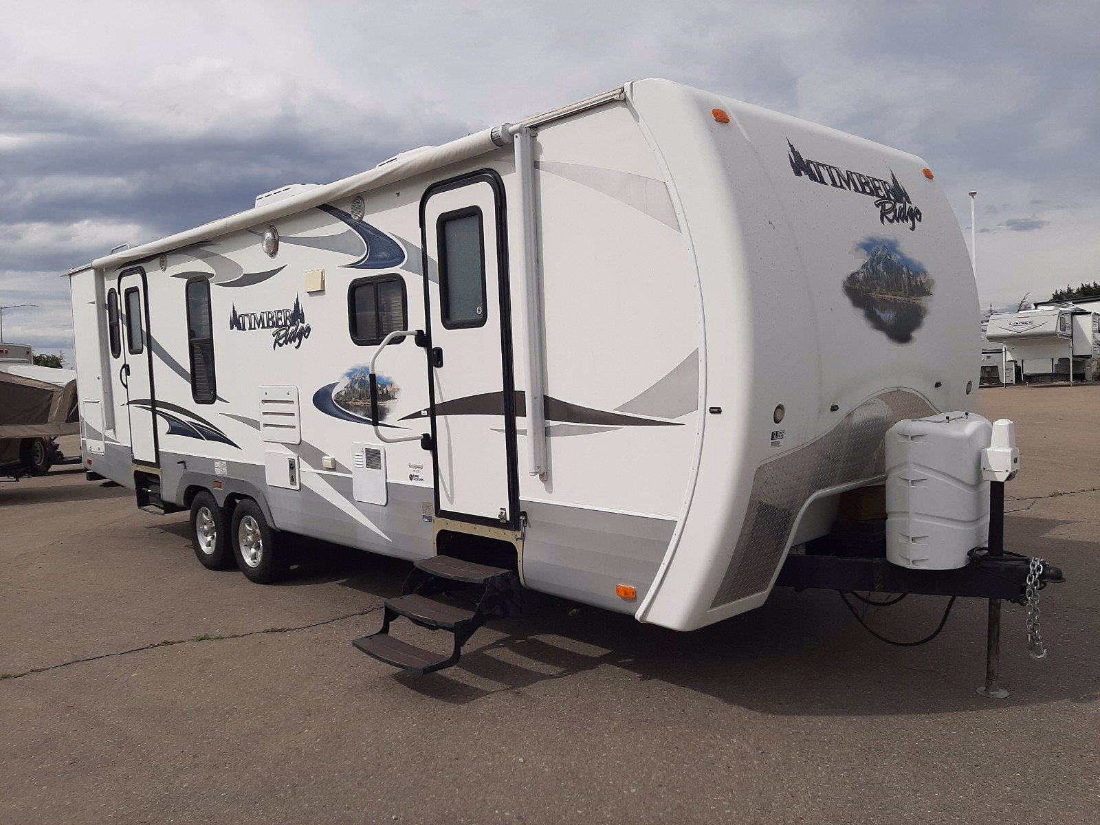 Pre-Owned 2012 OUTDOORS RV TIMBER RIDGE 250RLS