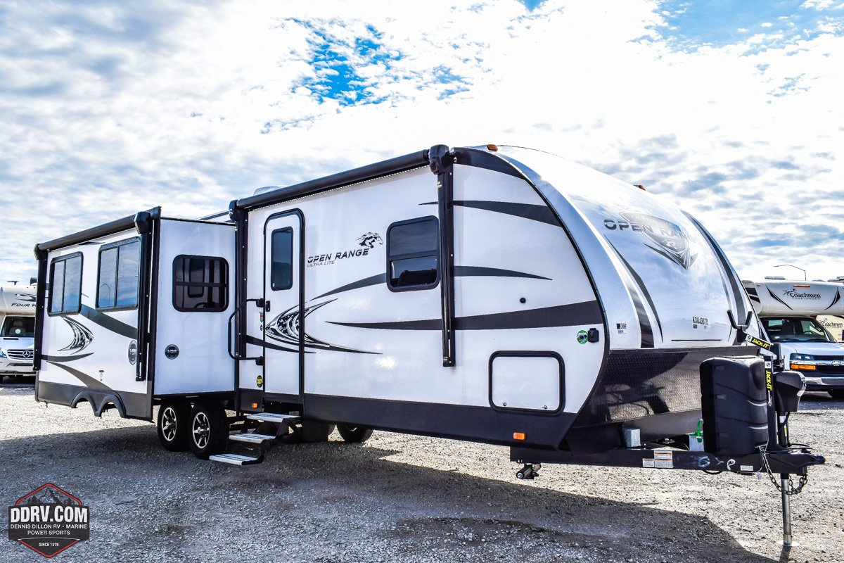 New 2019 HIGHLAND RIDGE ULTRA LITE UT2910RL