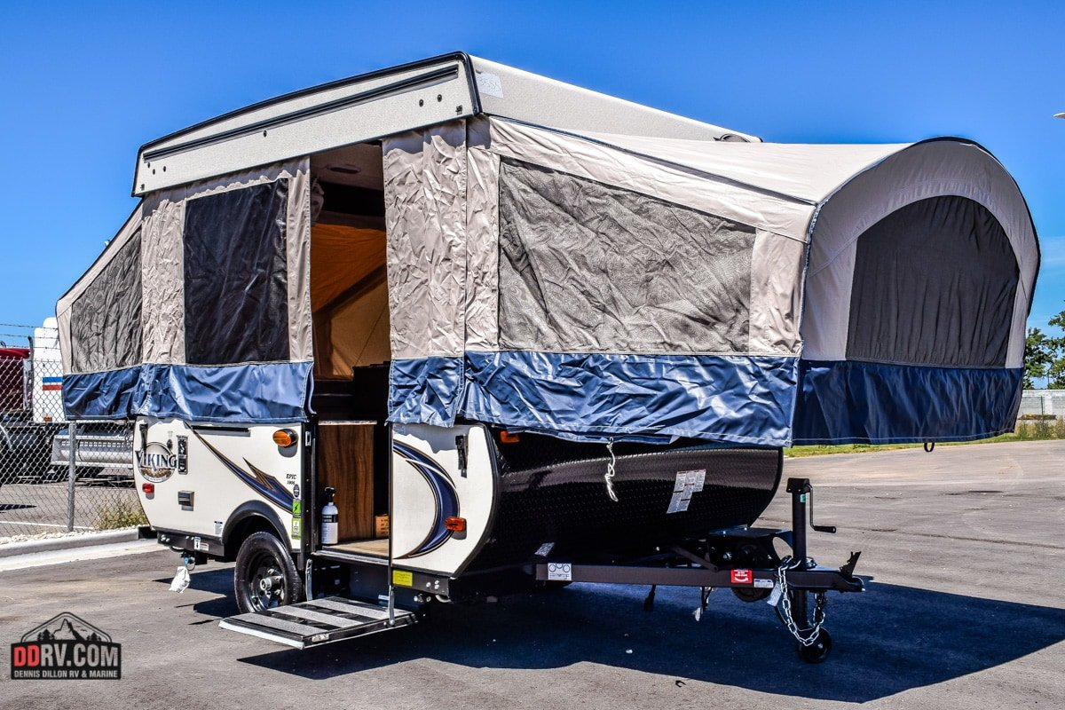 New 2018 FOREST RIVER VIKING 1906