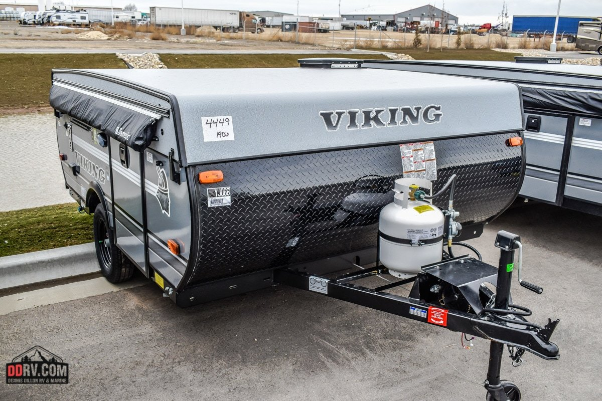 New 2018 FOREST RIVER VIKING EPIC 1906