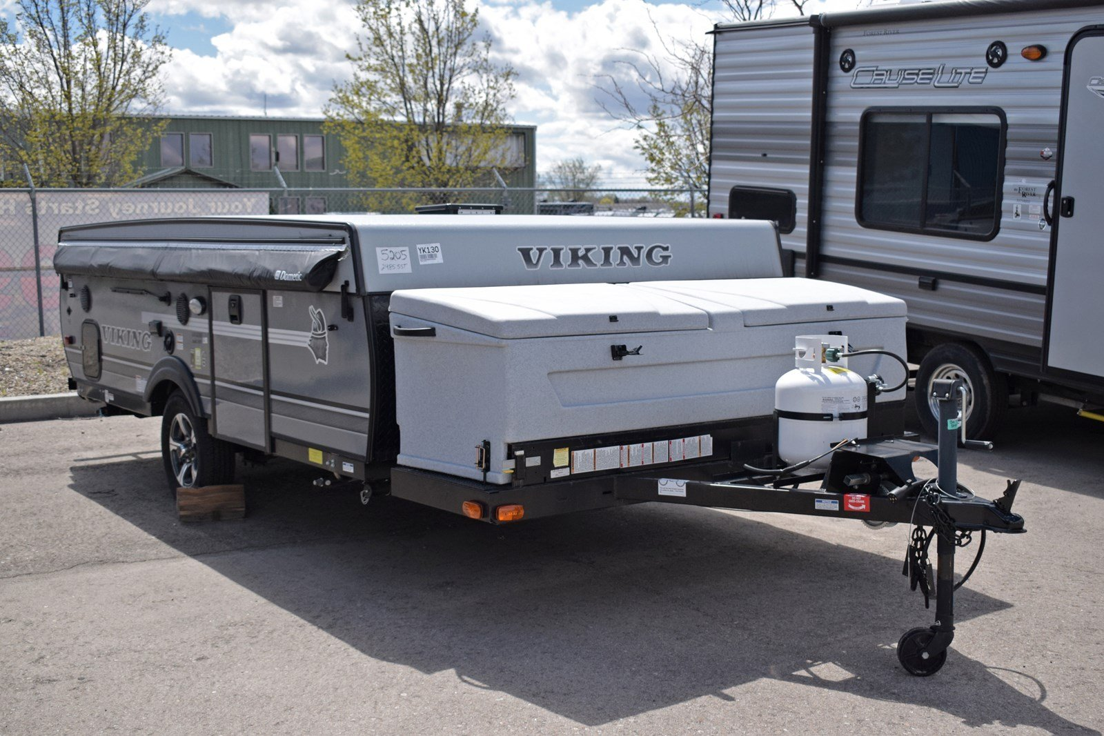 New 2019 FOREST RIVER VIKING 2108ST