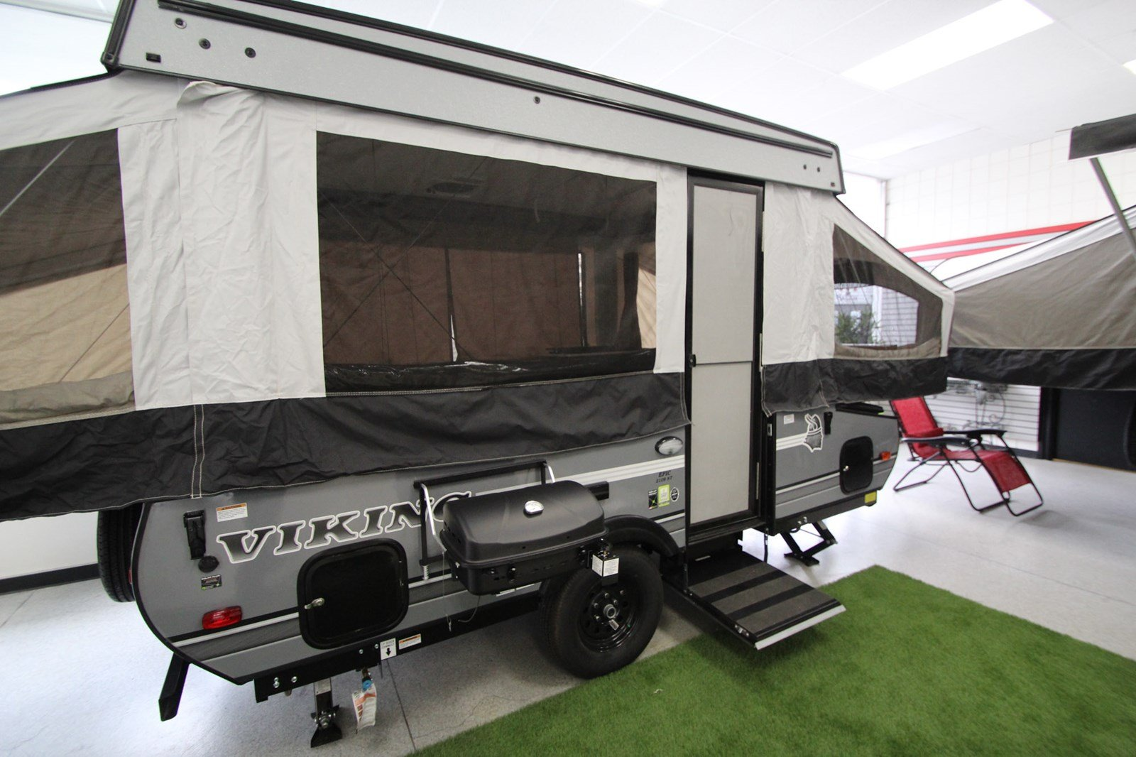 New 2019 Forest River Viking 2108st Cch In Boise Yk061