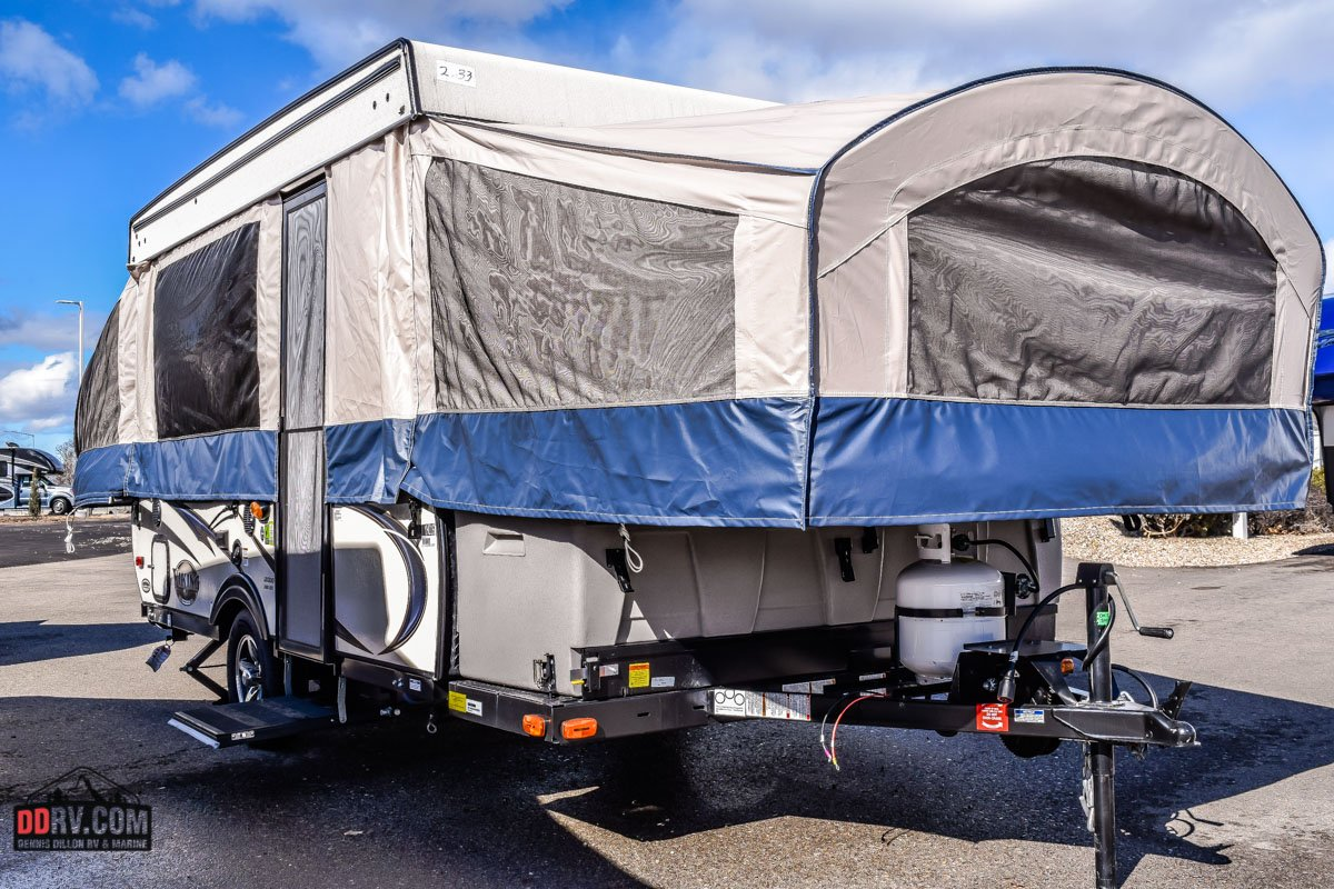 New 2018 COACHMEN VIKING 2485SST