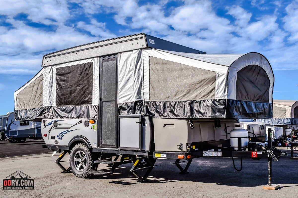 New 2018 FOREST RIVER VIKING V-TREC V1