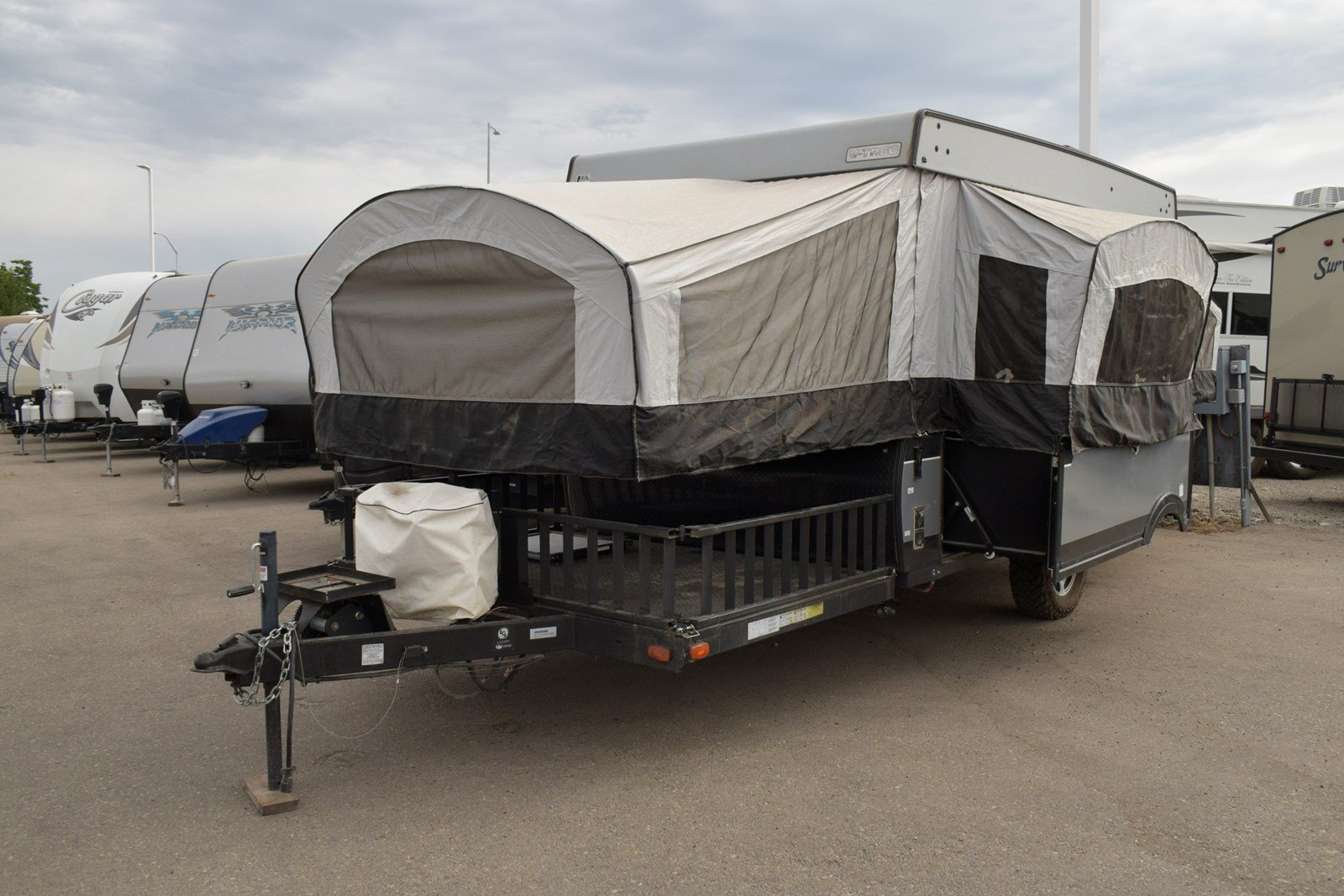 Pre-Owned 2018 COACHMEN V-TREC V3