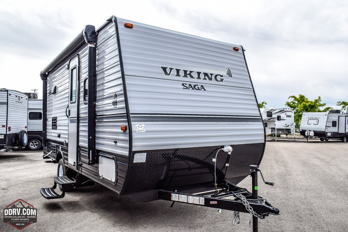 New 2019 FOREST RIVER VIKING SAGA 17SFQ