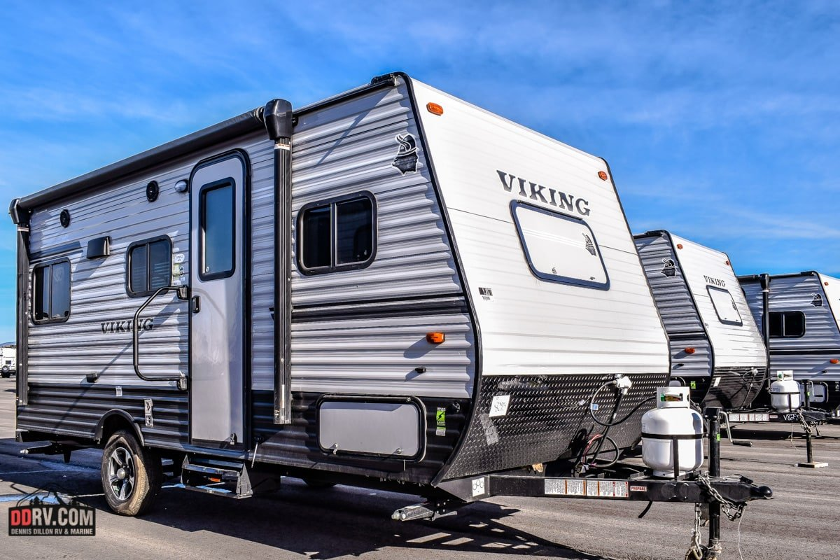 New 2018 FOREST RIVER VIKING 17RD