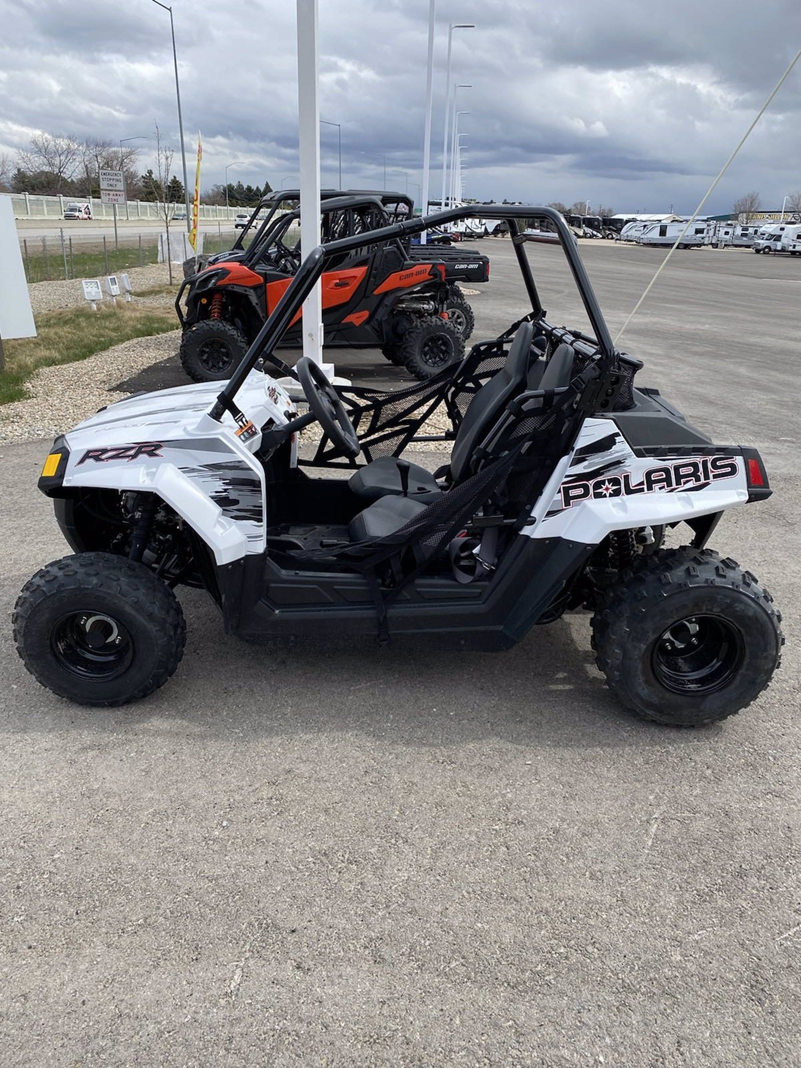 New 2020 POLARIS RZR 170