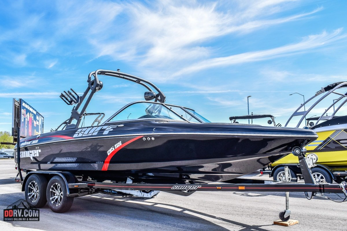 New 2018 SANGER BOATS V215SX
