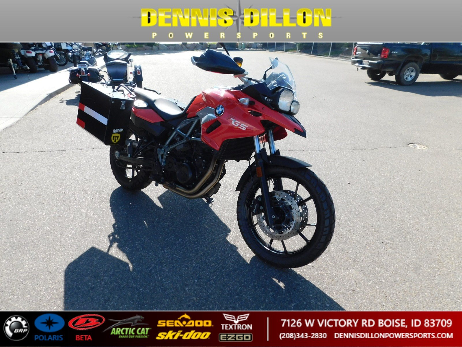 Pre-Owned 2017 BMW MOTORCYCLE F 700GS