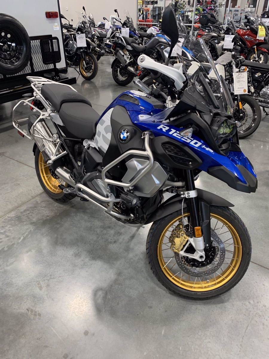 New 2020 BMW MOTORCYCLE R 1250 GS ADVENTURE