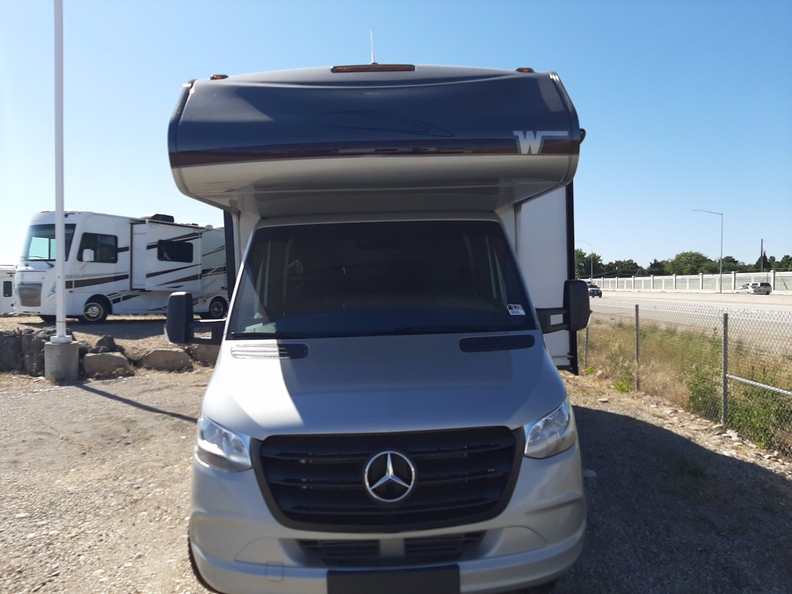 New 2020 WINNEBAGO VITA 24F