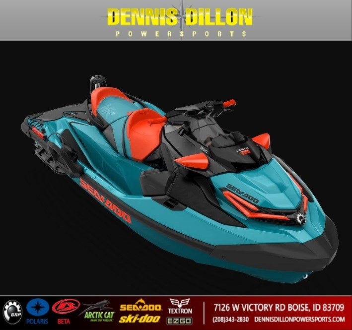New 2019 SEA-DOO WAKE PRO 230 W/SOUND
