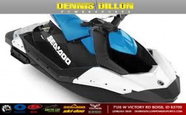 New 2019 SEA-DOO SPARK 2UP 2UP 900