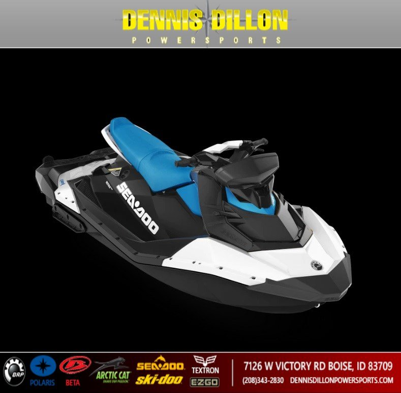 New 2019 SEA-DOO SPARK 3UP 900 HO ACE IBR PLUS W/ SOUND