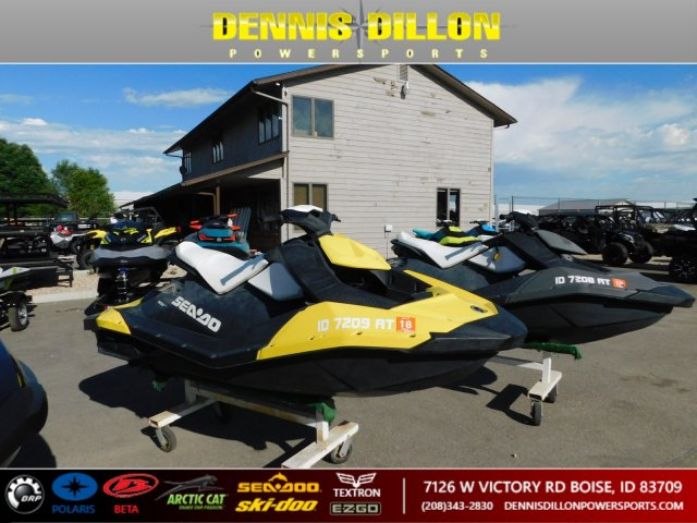 Pre-Owned 2014 SEA-DOO SPARK IBR