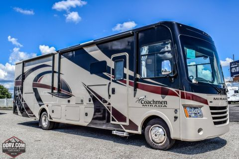 New 2019 COACHMEN MIRADA 32SS