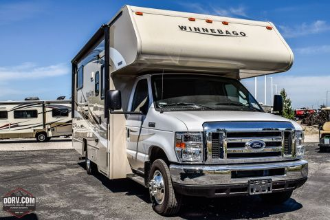 Pre-Owned 2018 WINNEBAGO MINW 22R