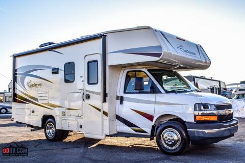 New 2018 COACHMEN FREELANDER 21RS