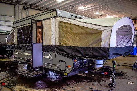New 2018 FOREST RIVER VIKING EPIC 2405ST