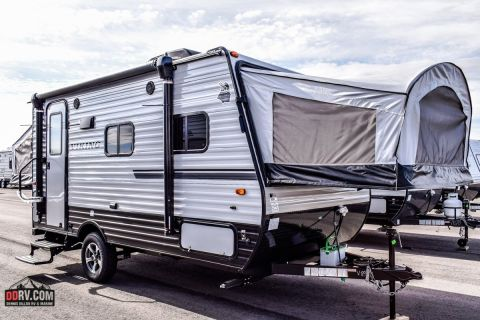 New 2018 FOREST RIVER VIKING 16RB